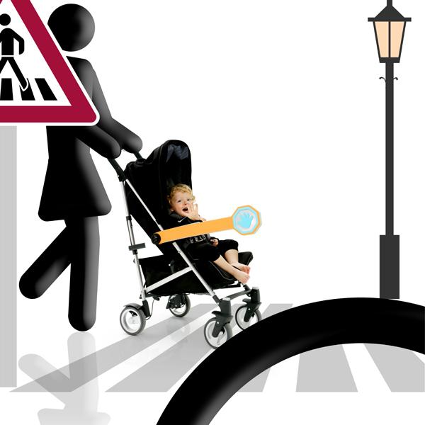 Bebés seguros frente a los coches