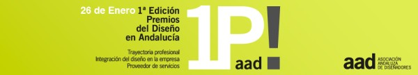 Premios de Diseño en Andalucía
