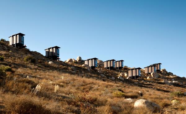 Endémico Resguardo Silvestre, hotel y mirador de Graciastudio en México