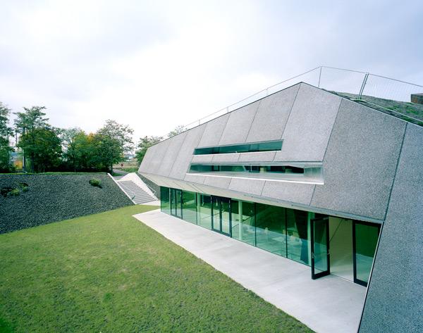 Oasis de X Architekten, centro de servicios pastorales para la diócesis de Linz