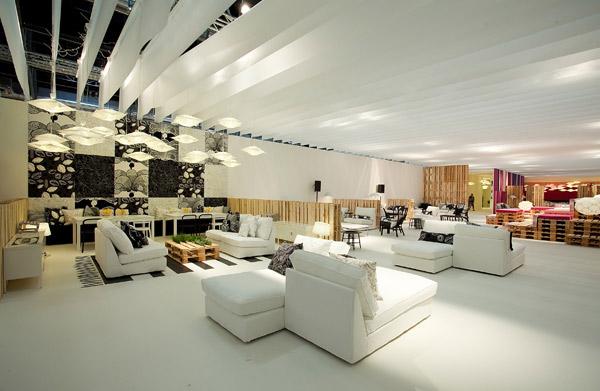 Sala VIP de ARCOmadrid 2012, por Teresa Sapey e IKEA