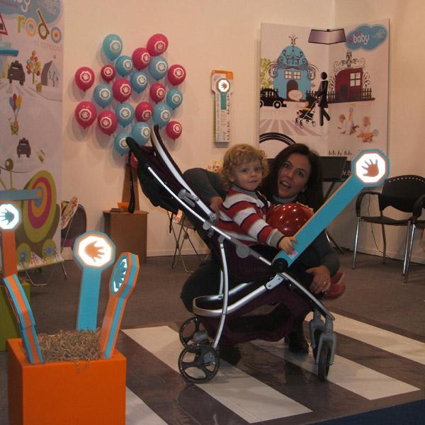 Cosas para hacer felices a los Bebés