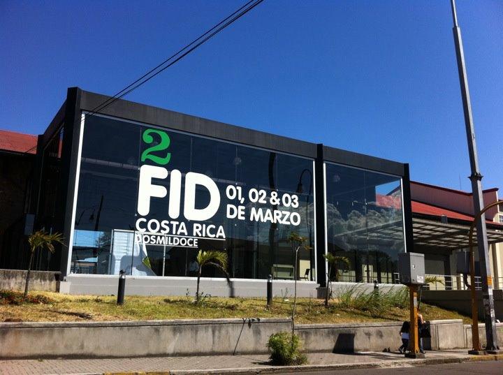 Costa Rica: Festival Internacional de Diseño FID 2012