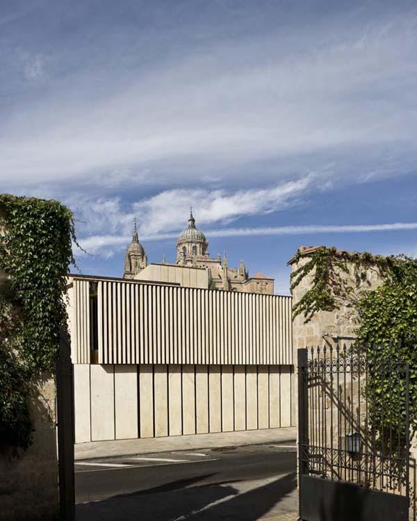 Arroyo Pemjean, sede y fundación cultural del COAL en Salamanca