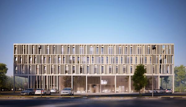 Rehabilitación de la Maison du Batîment d'Aquitaine por Nadau Lavergne Studio