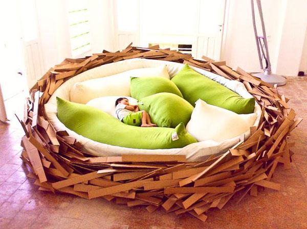 La cama-nido de O*GE