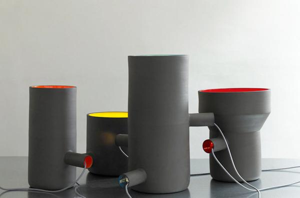 Fontana, nueva luminaria de la familia WellOfLife de Arik Levy