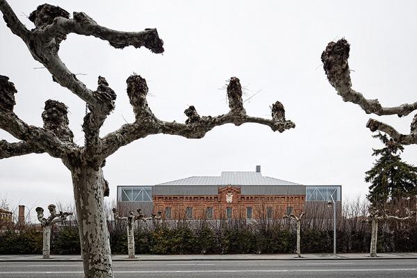 Exit Architects, rehabilitación de la antigua prisión provincial de Palencia