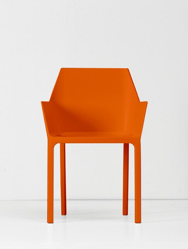Mem, silla de Christophe Pillet para Kristalia