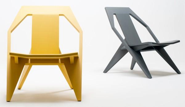 Medici, silla de madera por Konstantin Grcic para Mattiazzi