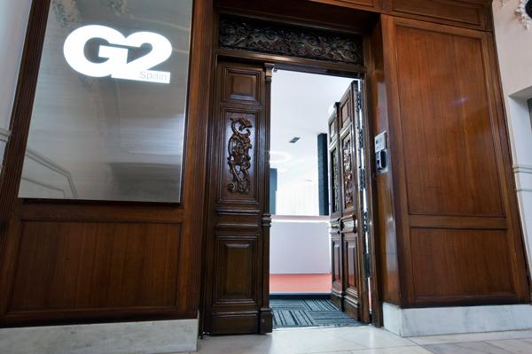 Oficinas de G2 por Espacio Aretha