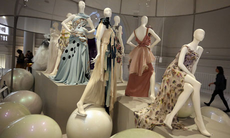 My views on Fashion/13 BALLGOWNS. British Glamour Since 1950