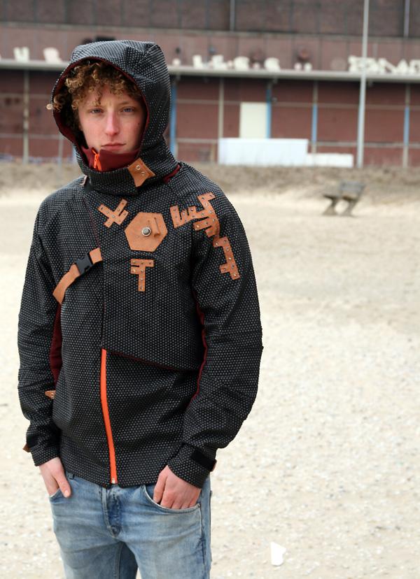 Aegis, ¿chaqueta o escudo antipolución?