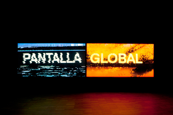 Pantalla Global, la representación en la era digital