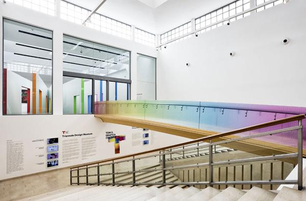 Grafica Italiana, Fabio Novembre para el Triennale Design Museum