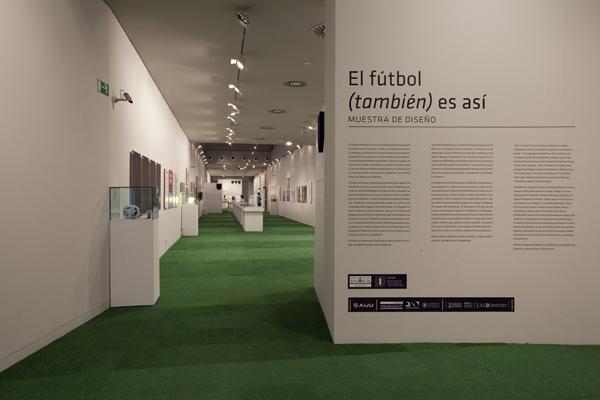 El fútbol (también) es así, exposición en el MuVIM de Valencia