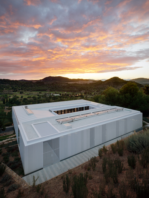 Casa BF en Castellón, de Carlos Ferrater (OAB)