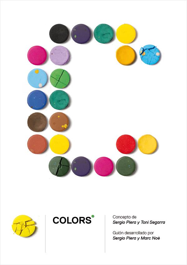 El estudio LoSiento diseña el cartel de la película Colors