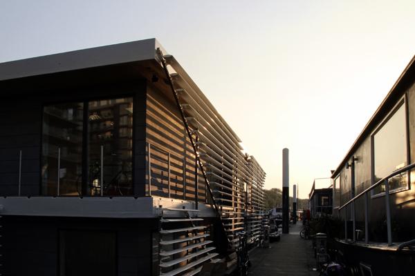 Inachus, la nueva casa flotante de Sanitov Studios