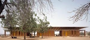 Escuela primaria en Burkina Faso, de Francis Kéré Architecture