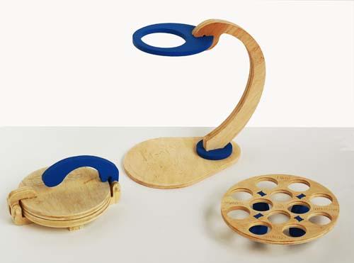 Luz Letelier y Pietro Stagno: Diseño de Productos