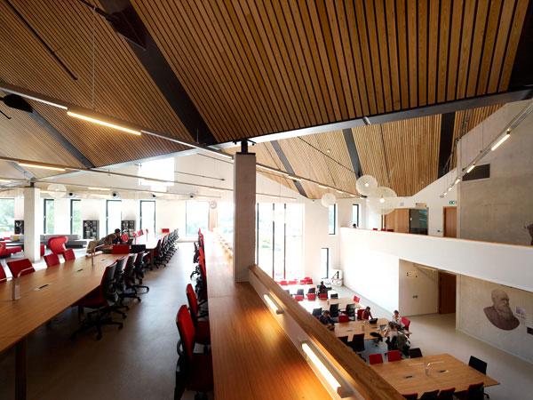 Nueva sede de la Amsterdam University College (AUC), por Mecanoo