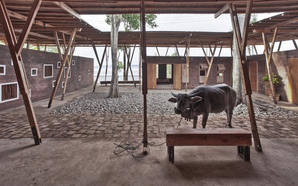 Centro de Formación Cassia Co-op en Indonesia, de TYIN tegnestue Architects