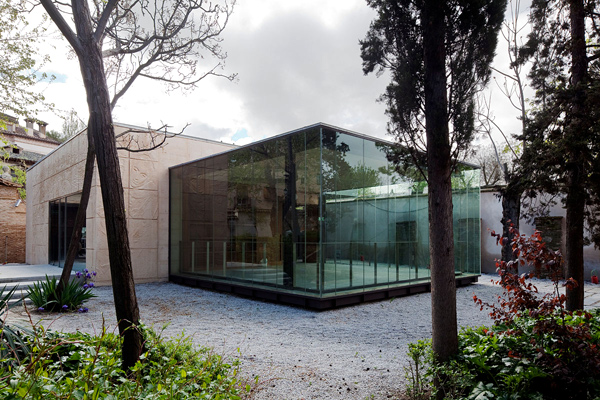 Museo del Greco en Toledo, de Pardo Tapia Arquitectos