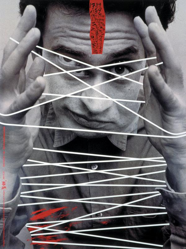 Rico Lins, diseño gráfico y cruce de culturas