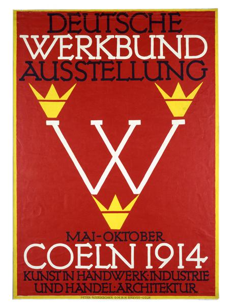 100 años de la Deutscher Werkbund, en Valencia