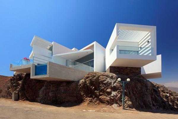 Casa Lomas i-5 en Perú, de Vértice Arquitectos