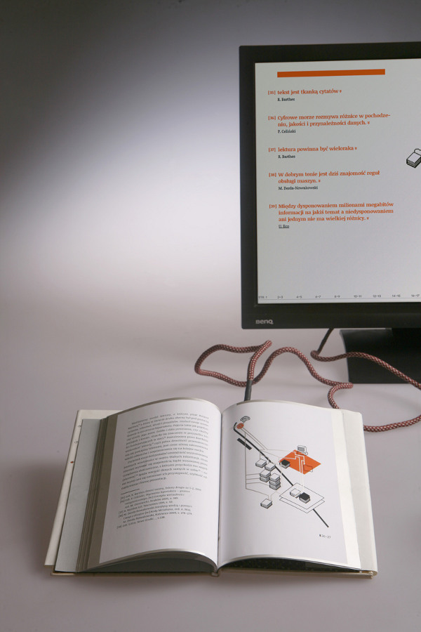 Elektrobiblioteka de Waldek Węgrzyn: una propuesta radical de e-book