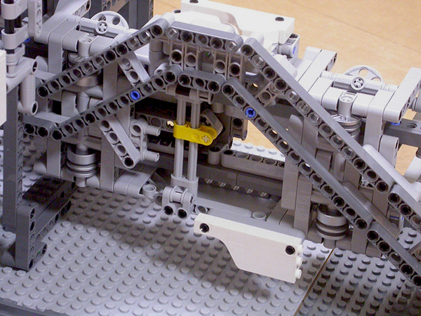 ¿Juego de la infancia o mecánica ingenierística?