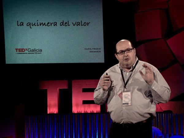 TEDxGalicia 2012. Un evento mágico