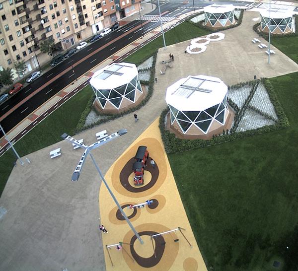 Estación del AVE en Logroño, de Ábalos+Sentkiewicz arquitectos