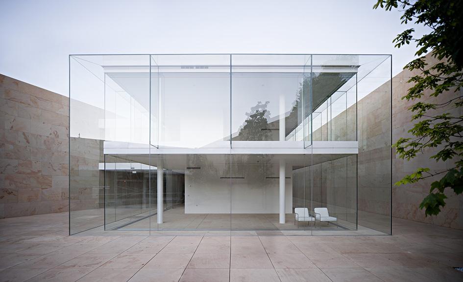 Complejo de oficinas en Zamora, de Alberto Campo Baeza