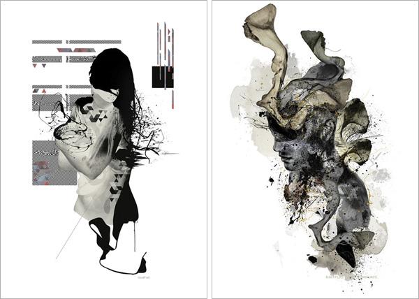 Urbankaos, arte y diseño español sobre camisetas