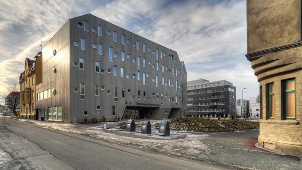 Residencia de estudiantes Teknobyen en Noruega, de Murado, Elvira y Krahe