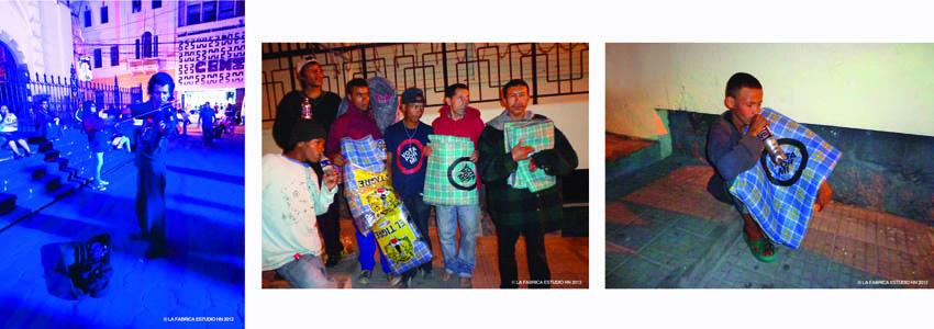Johanna Montero: La Fábrica Estudio, Honduras