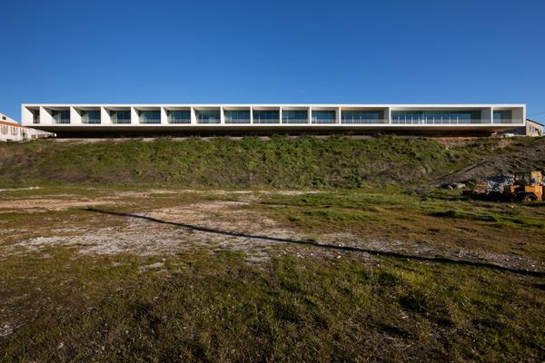 Escuela de Hostelería y Turismo en Portalegre, Eduardo Souto de Moura