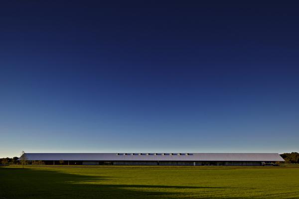 Parrish Art Museum de Herzog & de Meuron, en armonía con el paisaje