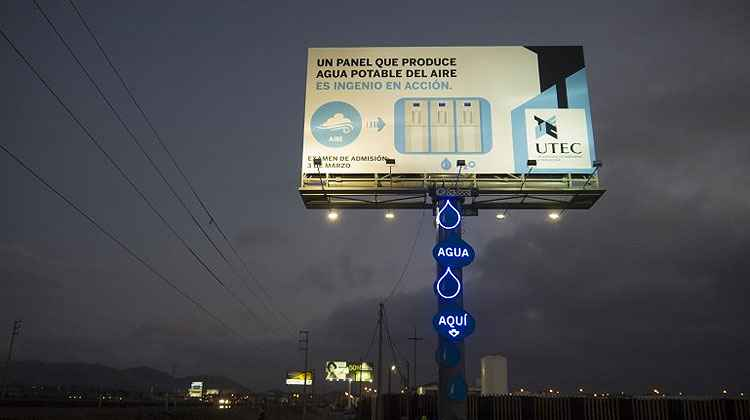 Generador de agua potable en Perú, Universidad de Ingeniería & Tecnología