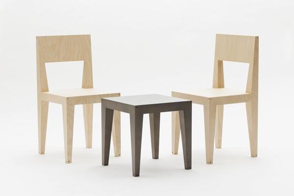 Oneness, sistema de mobiliario modular de Kyuhyung Cho y Hironori Tsukue
