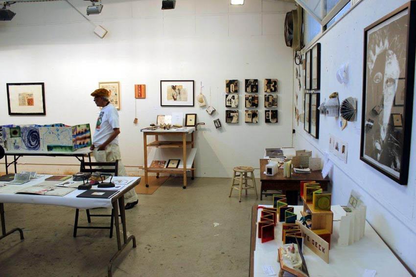 Tercer Muestra Internacional de Libro Arte, Palo Alto, California