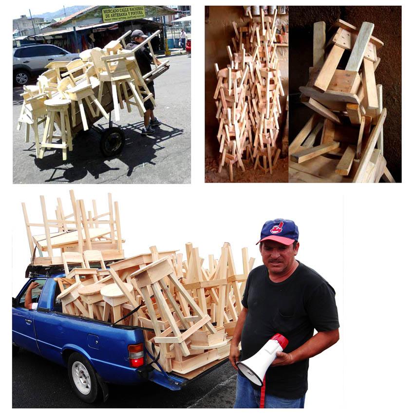 Rodolfo Morales: El Arte de Sentarse
