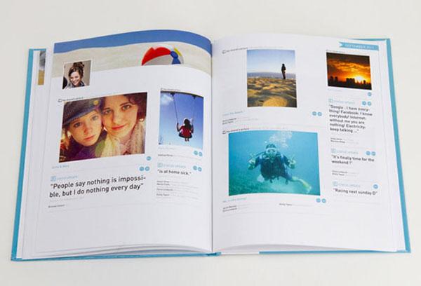 Convierte tu Facebook en un libro de papel