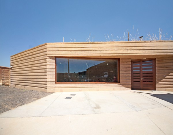Restaurante Bodega el Castillo, Moral Arquitectura