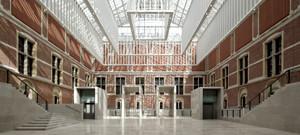 Rijksmuseum de Amsterdam, por Cruz y Ortiz Arquitectos