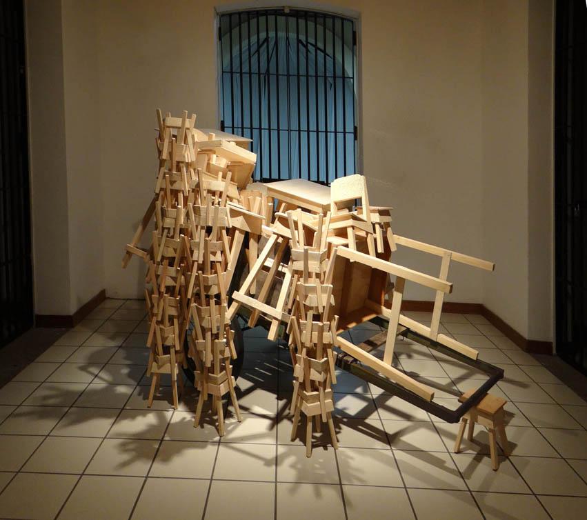 Arte/Diseño del sentarse