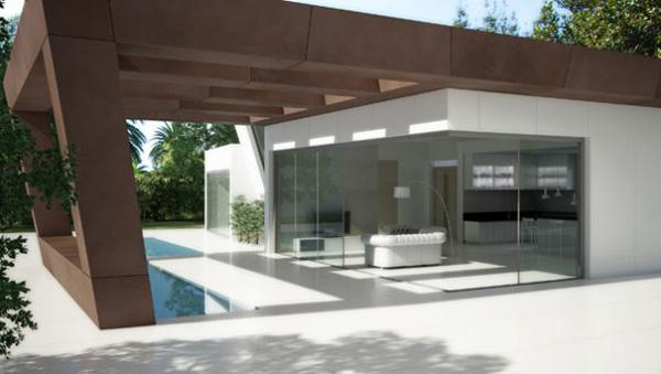 Dekton, un nuevo material esponsoriza la nueva arquitectura